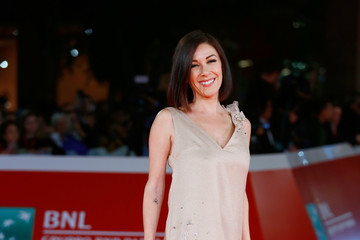 Kiara Tomaselli Opening Ceremony and 'Hostiles' Red Carpet - 12th Rome Film Fest