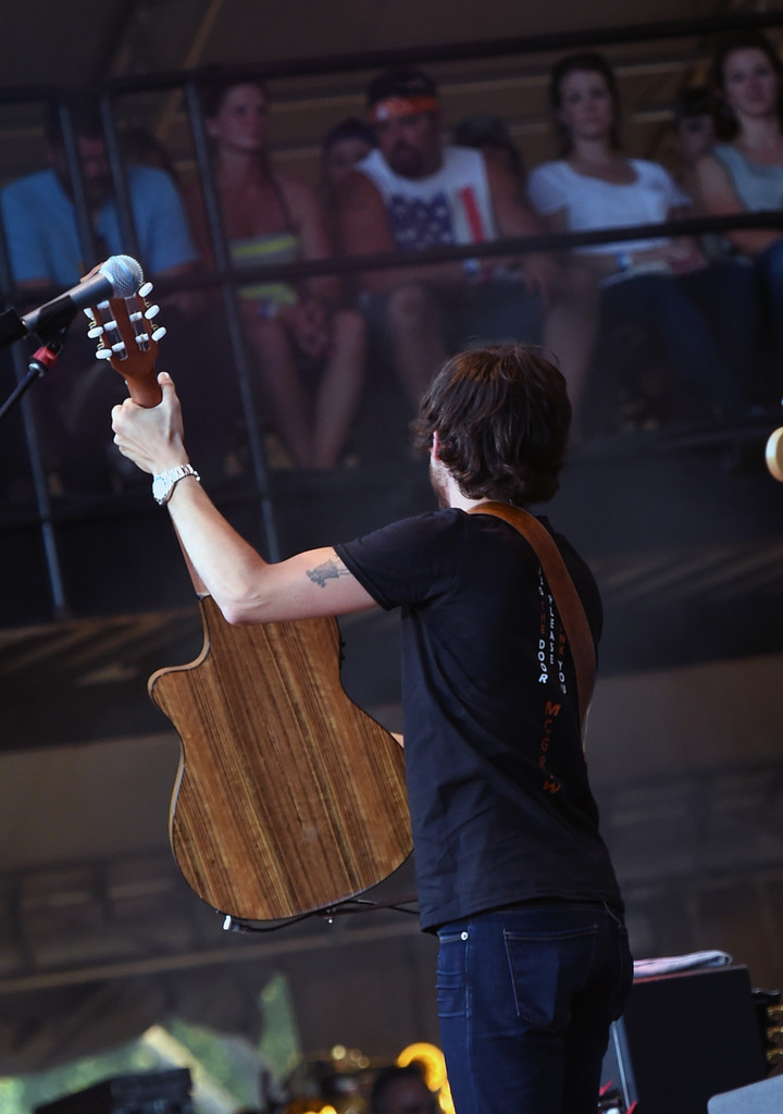 Chris Janson Photos Photos Kicker Country Stampede