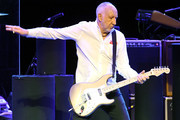 Guitarist Pete Townshend of The Who performs on the first night of the band's residency at The Colosseum at Caesars Palace on July 29, 2017 in Las Vegas, Nevada.