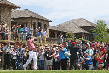 Kid Rock Bass Pro Shops Legends Of Golf - Round Two