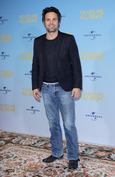 Actor Mark Ruffalo attends the 'The kids are all right' photo call at Hotel Adlon on October 27, 2010 in Berlin, Germany.
