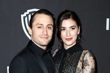 Kieran Culkin Jazz Charton InStyle And Warner Bros. Golden Globes After Party 2019 - Arrivals
