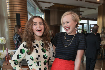 Kiernan Shipka FX Networks Celebrates Their Emmy Nominees in Partnership With Vanity Fair