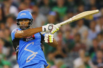 Kieron Pollard Big Bash League - Stars v Strikers
