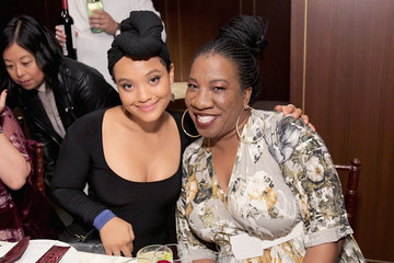 Kiersey Clemons InStyle Badass Women Dinner Hosted By Tracee Ellis Ross And Laura Brown