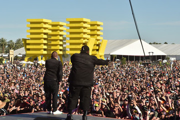 Killer Mike 2016 Coachella Valley Music and Arts Festival - Weekend 2 - Day 2