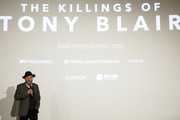 George Galloway introduces his film The Killing$ Of Tony Blair at it's premiere at Curzon Soho on July 27, 2016 in London, England.