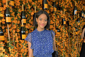 Kilo Kish Ninth-Annual Veuve Clicquot Polo Classic Los Angeles