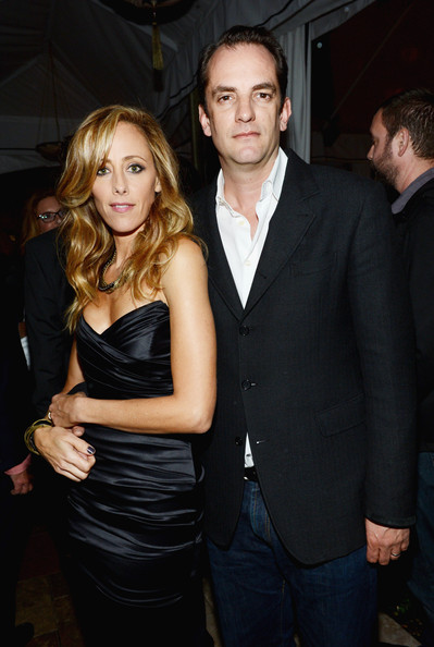 Kim Raver and manu boyer