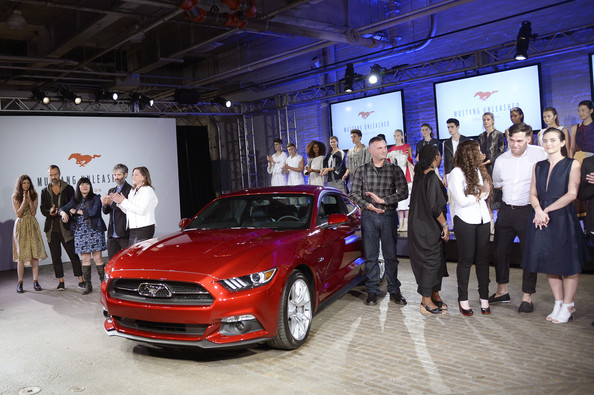 Parsons Design Lab for Mustang Unleashed