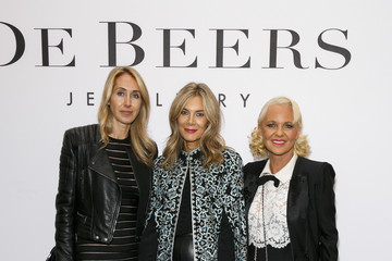 Kim Hersov De Beers Moments In Light Private Dinner - Arrivals - LFW SS16