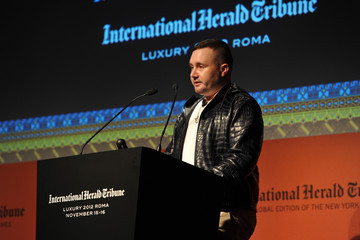 Kim Jones 2012 International Herald Tribune's Luxury Business Conference - Day 2
