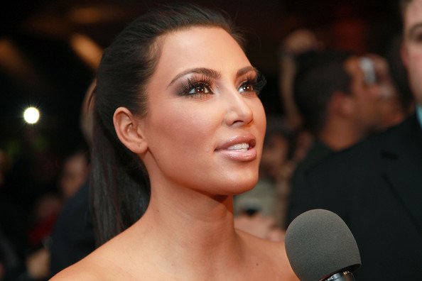 Kim Kardashian Hosts The Opening of High Rollers Luxury Lanes and Lounge at Foxwoods Casino