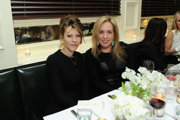 Kim Kingsley Robbie Myers Hosts an Intimate Dinner