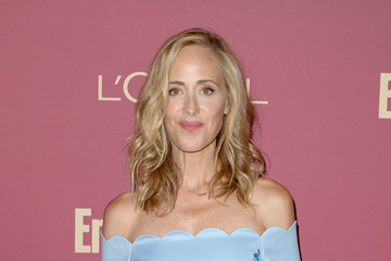 Kim Raver Entertainment Weekly And L'Oreal Paris Hosts The 2019 Pre-Emmy Party - Arrivals