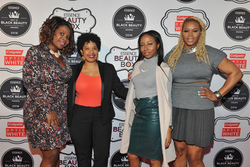 Kim Smith ESSENCE Best In Black Beauty Awards Carnival