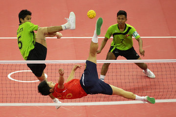 Kim Young Man Asian Games: Day 3