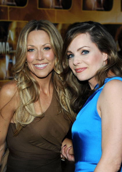 Kimberly WilliamsPaisley Sheryl Crow and actress Kimberly WilliamsPaisley