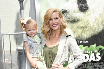 Kimberly Caldwell Premiere Of Warner Bros. Pictures And IMAX Entertainment's 'Pandas' - Arrivals