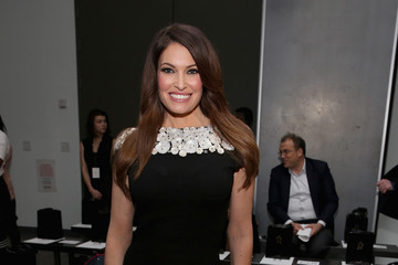 Kimberly Guilfoyle Zang Toi - Front Row - February 2017 - New York Fashion Week: The Shows