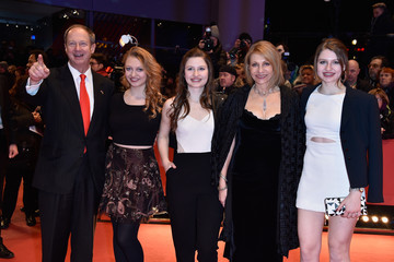 Kimberly Marteau Emerson 'Genius' Premiere - 66th Berlinale International Film Festival