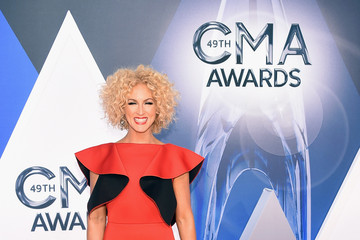 Kimberly Roads Schlapman 49th Annual CMA Awards - Arrivals