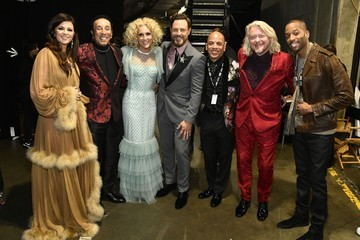 Kimberly Schlapman 62nd Annual GRAMMY Awards – Backstage