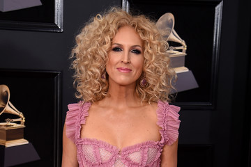 Kimberly Schlapman 60th Annual GRAMMY Awards - Red Carpet