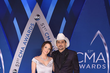 Kimberly Williams-Paisley The 51st Annual CMA Awards - Arrivals