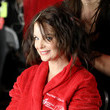 Kimberly Williams-Paisley The American Heart Association's Go Red For Women Red Dress Collection 2020 - Backstage