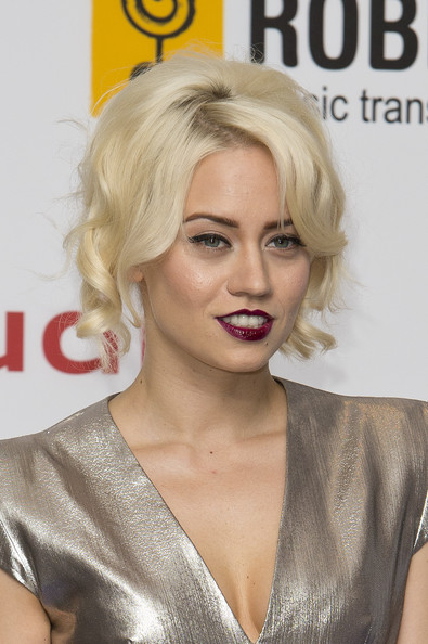 Arrivals at the O2 Silver Clef Awards — Part 2