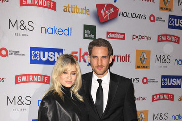 Kimberly Wyatt Attitude Awards