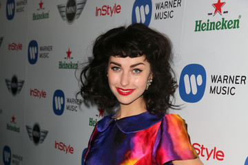 Kimbra Warner Music Group 2013 Grammy Celebration Presented By Mini