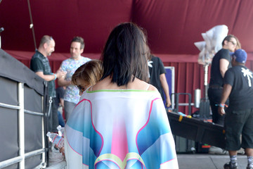 Kimbra 2015 Coachella Valley Music And Arts Festival - Weekend 2 - Day 1