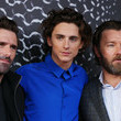 Joel Edgerton and Timothee Chalamet Photos