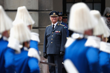 King Carl Gustaf XVI  Swedish King's Birthday