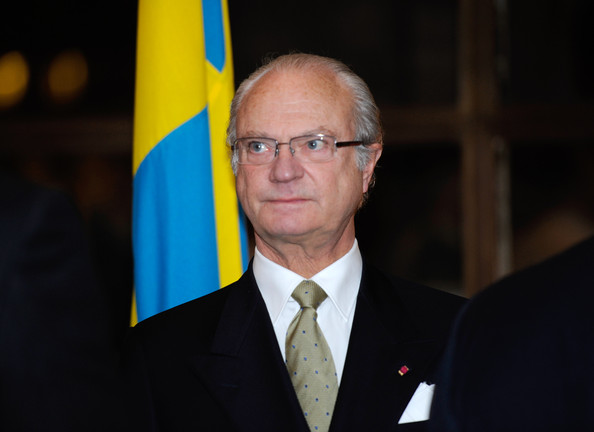 King Carl Gustaf XVI Photos Photos - Funeral Ceremony For Otto Von ...