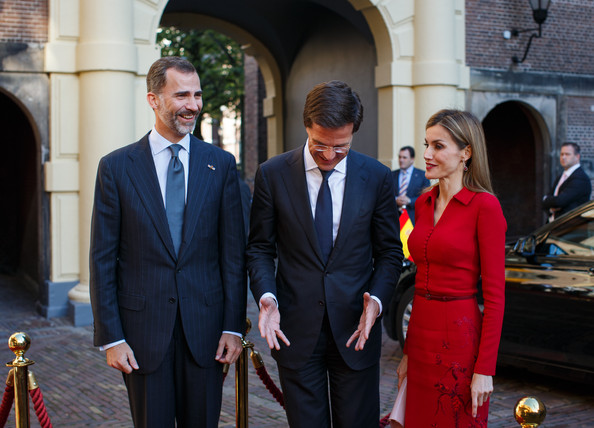 ¿Cuánto mide Guillermo de Holanda (William Alexander)? - Real height King+Felipe+VI+Spain+Dutch+Prime+Minister+CDDiNGGIsR-l