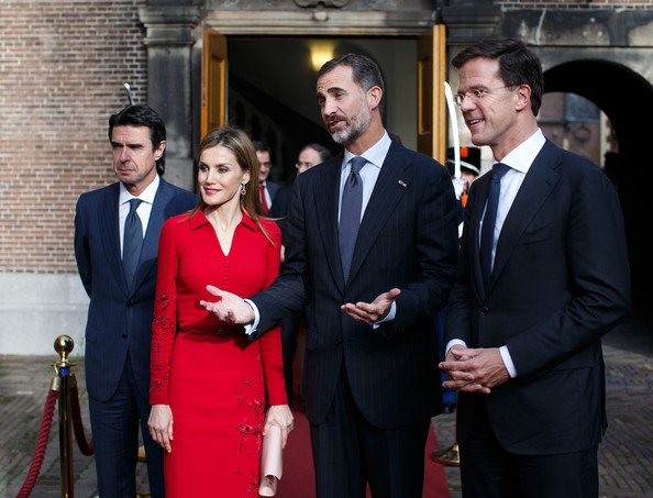 ¿Cuánto mide Guillermo de Holanda (William Alexander)? - Real height King+Felipe+VI+Spain+Dutch+Prime+Minister+WOw9WVduc7-l