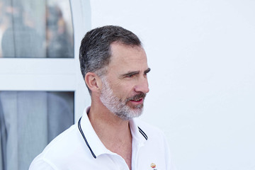 King Felipe VI of Spain Day 4 - 36th Copa del Rey Mapfre Sailing Cup