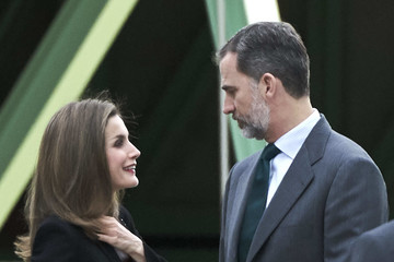 King Felipe Spanish Royals Visit CNIC