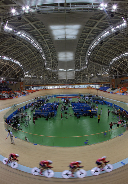 16th Asian Games - Day 3: Cycling - Track