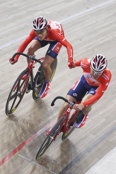 2011-2012 UCI Track Cycling World Cup - Day 3