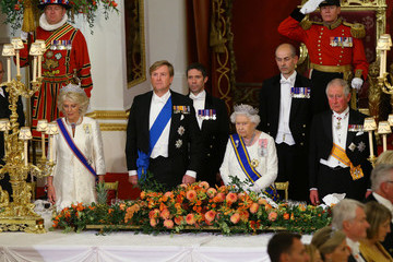 King Willem-Alexander State Visit Of The King And Queen Of The Netherlands - Day One