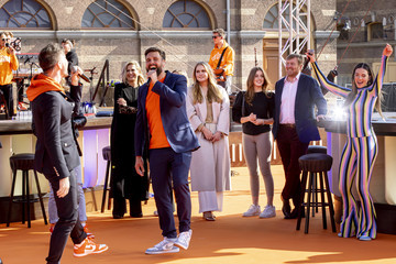 King Willem-Alexander The Dutch Royal Family Attends The Concert Of The Streamers AT the Royal Stables In The Hague