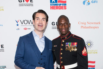 Kionte Storey 12th Annual Stand Up For Heroes