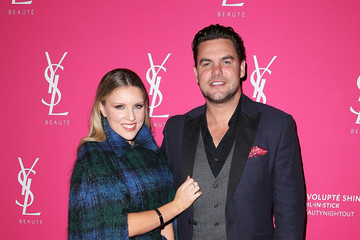 Kirby Burgess Celebrities Attend the YSL Beauty Launch