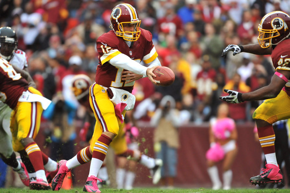 Kirk Cousins, Redskins, vs. Atlanta