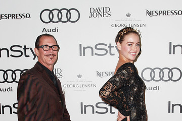 Kirk Pengilly April Rose Pengilly 2015 Women of Style Awards Red-Carpet Gala