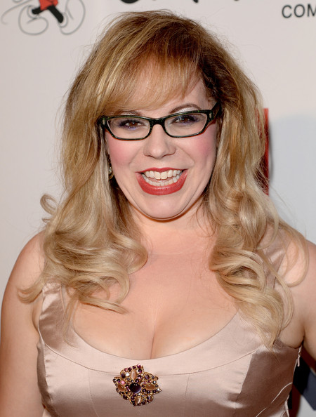 Kirsten Vangsness glasses